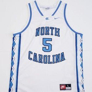Vintage North Carolina Jersey Mens Size Large
